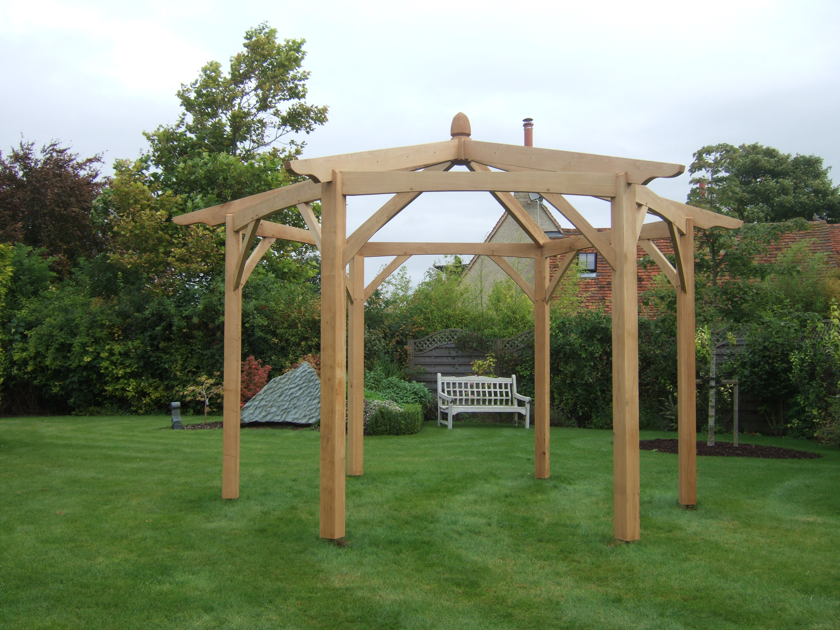 Pergola designs qld furnitureplans for Pergola designs