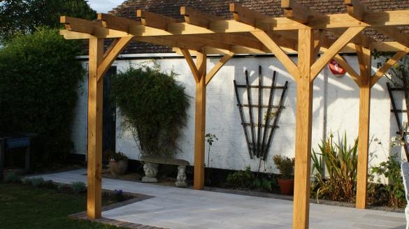 timber pergola designs brisbane